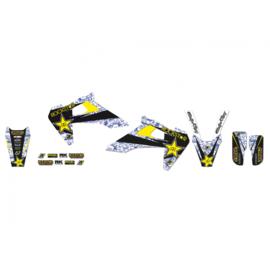 Blackbird Rockstar Energy sticker set Husqvarna TC/FC 125/250/350/450 2019-2021 & TE/FE 250/300/350/450/501 2020-2021
