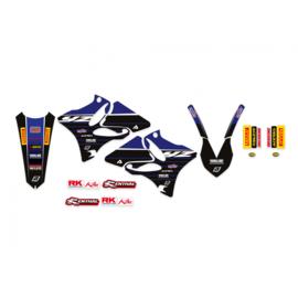 Blackbird Replica Yamaha Racing 20/21 sticker set Yamaha YZ 125/250 2002-2014