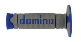 Handvaten Domino Grip Cross X-Treme 2 grijs/blauw