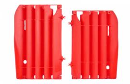 Polisport radiator lamellen voor de Honda CR 125R/250R 2005-2007