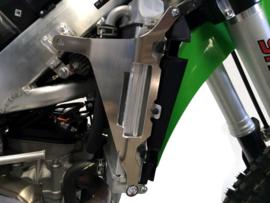 AXP Radiator beschermers voor de Kawasaki KX 250F 2017-2019