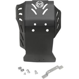 Moose Racing blokbescherming HDPE zwart KTM SX-F 250/350 2015