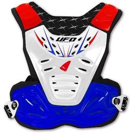 UFO Bodyprotector Reactor 2 blauw/wit/rood ( volwassen maat )