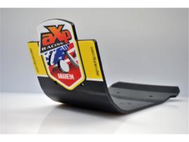 AXP blokbeschermer HDPE zwart Anaheim style Suzuki RM-Z 450 2018