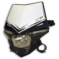 UFO Stealth koplamp kit zwart