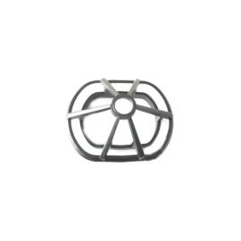 KTM OEM luchtfilterrek zwart KTM SX 60 1998-2000 & SX 65 1998-2019 & Husqvarna TC 65 2017-2019