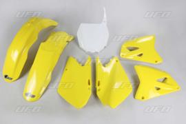 UFO plastic kit voor de RM 125/250 2001-2002