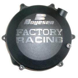 Boyesen Factory Racing koppelingsdeksel Zwart Suzuki RM-Z 450 2005-2007