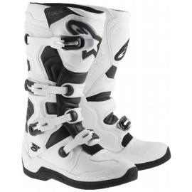 Alpinestars laarzen Tech 5 wit/zwart