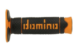 Handvaten Domino Grip Cross X-Treme 2 zwart/oranje