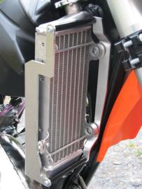 AXP Radiator beschermers voor de KTM SX/EXC 125 2008-2011 & EXC 200 2008-2011