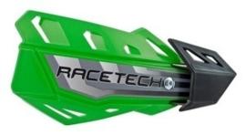 Rtech handkappen FLX groen + bevestiging set