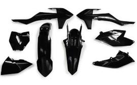 Rtech Plastic Kit zwart KTM SX 125/150 2016-2018 & SX 250 2017-2018 & SX-F 250/350/450 2016-2018
