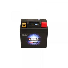 Shido LTKTM04L Lithium Ion accu KTM SX-F 250/350/450 2016-2017 & Husqvarna FC 250/350/450 2016-2017