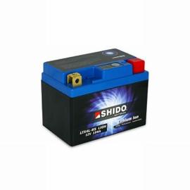 SHIDO Accu LTX4L-BS Lithium