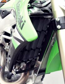 AXP Radiator beschermers voor de Kawasaki KX 250F 2015-2016