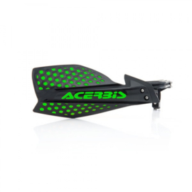 Acerbis handkappen Ultimate zwart/groen