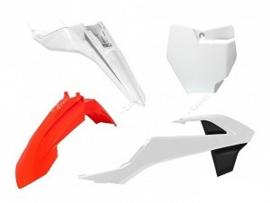 Rtech plastic kit ( in 3 kleuren ) KTM SX 65 2016-2019