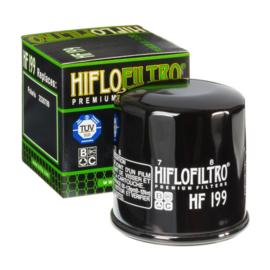Hiflofiltro olie filter Polaris Trail Blazer 330 2012-2013 & Trail Boss 330 2012-2013 & Hawkeye 400 HO 2x4 2012-2013 & Sportsman 400 HO 2012-2013