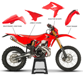 Polisport plastic kit Beta RR 125/250/300/350/390/400/430/450/480/498/500/525 2013-2017