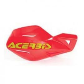 Acerbis Uniko handkappen rood/geel