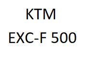 KTM EXC-F 500