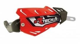 Rtech handkappen FLX aluminium rood