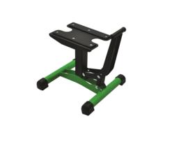 Bihr motorbok X-TREME kleur groen/zwart
