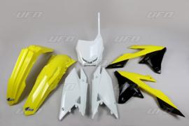 UFO plastic kit Suzuki RMZ 250 2019 & RMZ 450 2018-2019