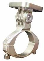 Waspcam stuur bevestiging heavy duty