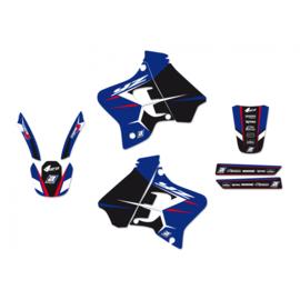 YZ 125/250 1993-1995