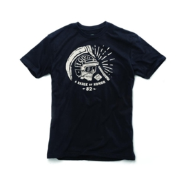 100% T-shirt Black Reeper