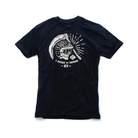 100% T-shirt Black Reeper