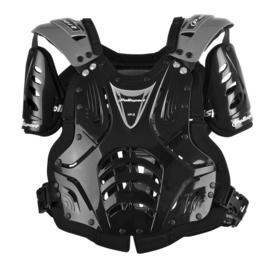 Polisport XP 2 bodyprotector zwart