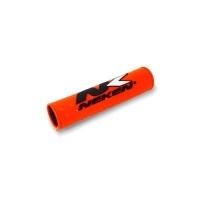 Neken stuurbeschermer mini (21mm) fluo oranje