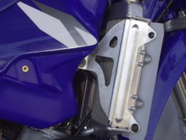 Works Connection Radiator Braces voor de Yamaha YZ 125 2002-2019
