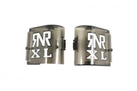 RNR losse kapjes Zwart voor RNR XL crossbrillen