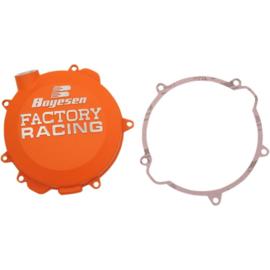 Boyesen koppelingsdeksel oranje KTM SX 125/150 2016-2018 & Husqvarna TC 125 2016-2018