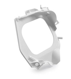 KTM OEM filterbak voorste deel Wit KTM SX 125/150/250 19- & SX-F 250/350/450 19- & EXC/EXC-F 250/300/350/450/500 20
