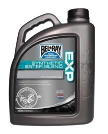 Bel-Ray EXP synthetische Ester blend 4T motorolie 20W50 4 liter