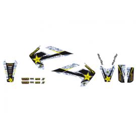 Blackbird Rockstar Energy sticker set Husqvarna TC/FC 125/250/350/450 2016-2018 & TE/FE 250/300/350/450/501 2017-2019