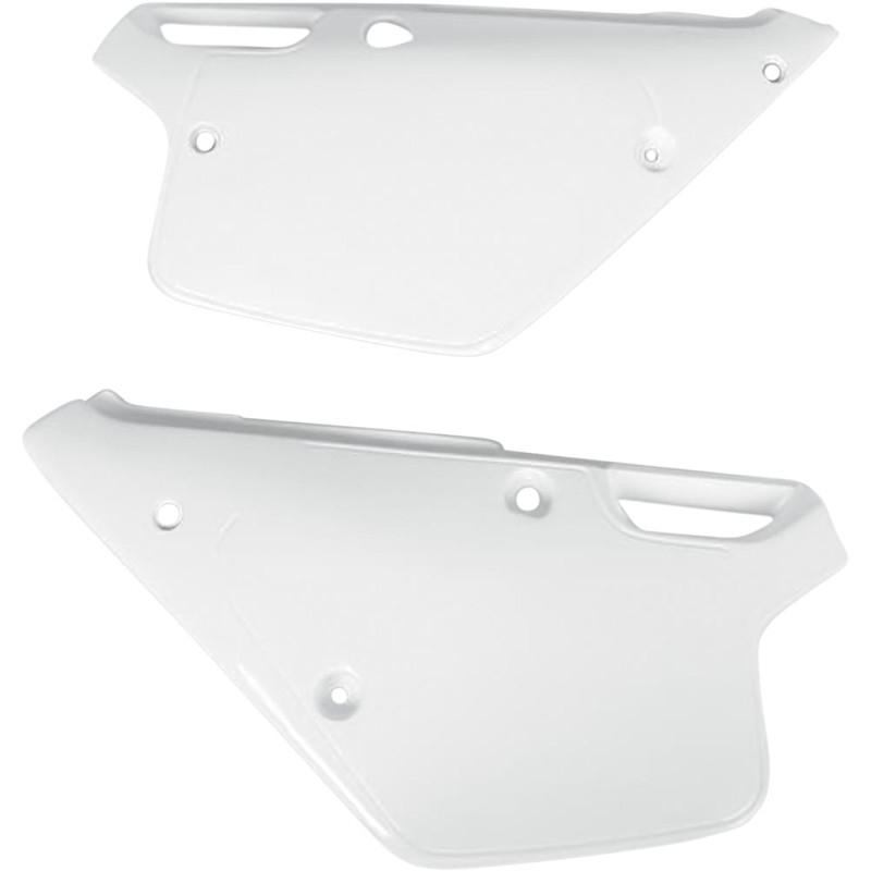 UFO zijpanelen wit voor de YZ 125/250 1991-1992