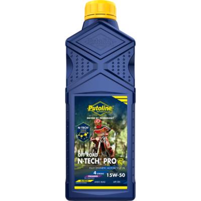 Putoline N-Tech Pro R+Offroad 15W-50 1 Liter