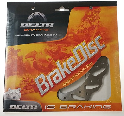 Delta Braking remschijf voor of achterschijf ( standaard afmetingen )