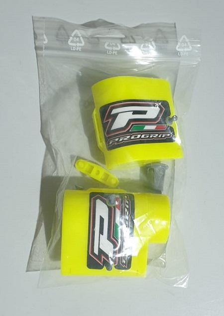Progrip canisters roll off set XL kleur Fluor Geel