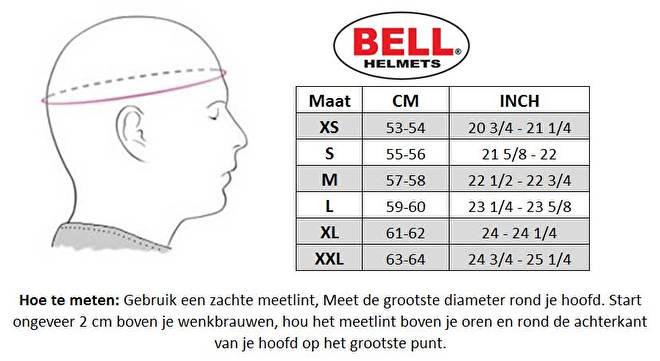 Bell-mx-9-NL maattabel.jpg