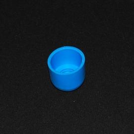 Dop rond 45mm. t.b.v. telestabilisator
