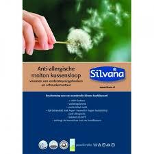 Molton anti-allergische kussensloop 60x70