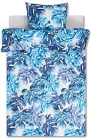 Beddinghouse Hawaii blue