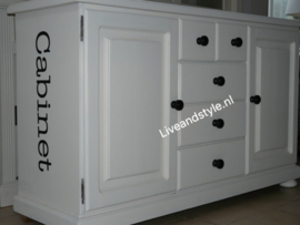 "Landelijk dressoir ""Cabinet"""